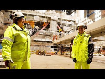 Johan Sverdrup Phase 2: One million work hours per month!